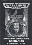 Battle for Armageddon Scenarios by Andy Chambers & Bill King from Warhammer 40,000 2nd Edition